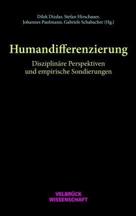 Humandifferenzierung