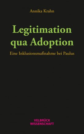 Legitimation qua Adoption