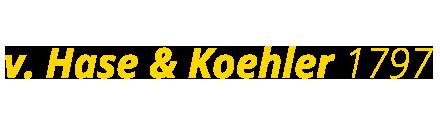 v. Hase & Koehler Verlag 1797